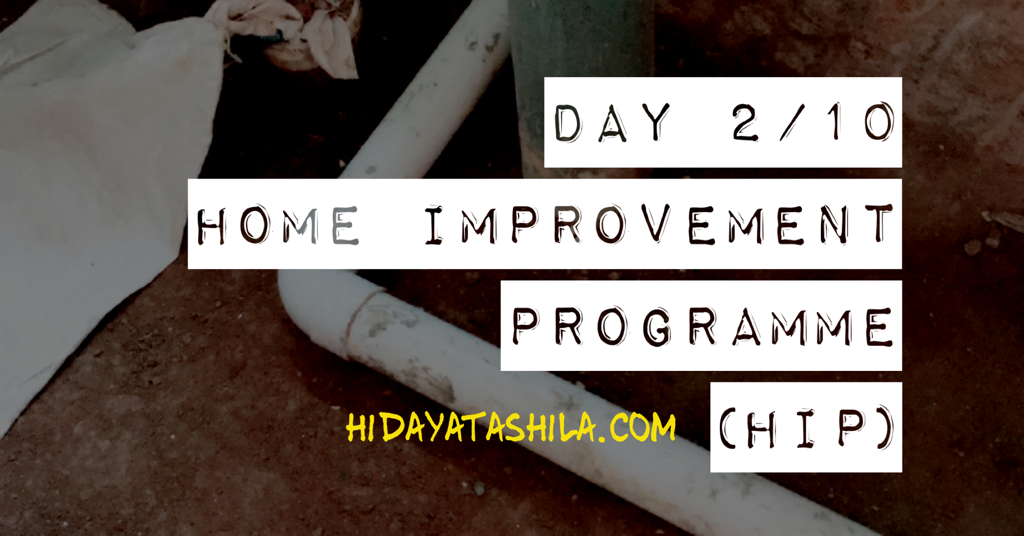 Home Improvement Programme (HIP)